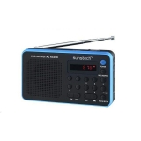 Radio Portátil Sunstech RP DS 32BL
