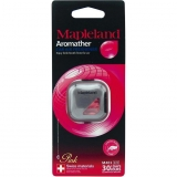 Ambientador Mapleland Fashion Collection Cuadrado Aroma Pink