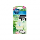 Ambientador Ambipur Car Refill Japan Tatami 7Ml