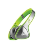 Auriculares Monster DNA On-Ear - Verde/Silver