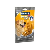 Dental 2 en 1 para Perros Vitakraft Medianos 180Gr