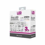 Kit Tira Led 3M Blanco