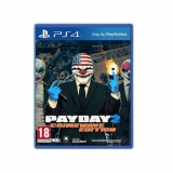 Pay Day 2 Crimewave Edition para PS4