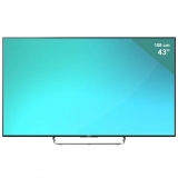 Televisor LED Smart TV Sony 43W808CBAEP 43