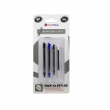Pack 4 Stylus Playtools para 3DS