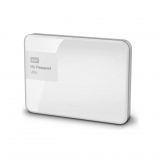 Disco Duro HDD Western Digital MyPassport 1TB - Blanco