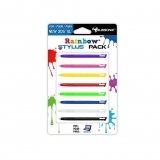 Pack de Stylus Rainbow para New 3DS XL