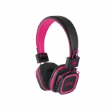 Auriculares NGS con Bluetooth - Rosa