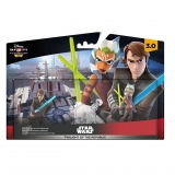 Disney Infinity 3.0 Star Wars Play Set: Episodio I-III Twilight of the Republic