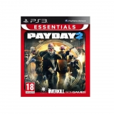 PayDay 2 Essentials para PS3