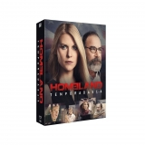 Homeland Temporada 1-4 - Blu Ray