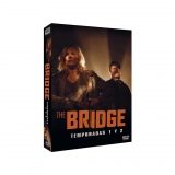 The Bridge Temporada 1+2 - DVD