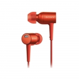 Auricular Sony Auriculares Hi Res Noise Cancelling - Rojo
