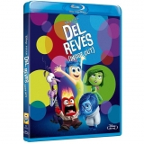 Del Revés (Inside Out) - Blue Ray