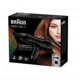 Secador de Pelo Braun Hair Dryer HD785