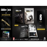 Tom Clancy´s Rainbow Six Siege: Art of Siege Edition para PS4