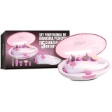 Set Manicura y Pedicura Italian Design IDMANITOR