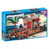 Playmobil - Superset Fuerte Pirata