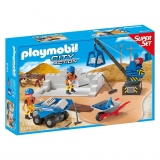 Playmobil - Superset Construcción