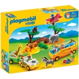 Playmobil - 1.2.3 Gran Safari Africano