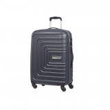 Trolley ABS 4 Ruedas 67 cm, Grafito