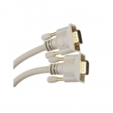 Cable VGA para Monitor Prolinx DB15 1,5 m - Blanco