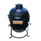 Barbacoa Kamado Ceramic Mini Black