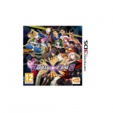 Project X Zone 2 para 3DS