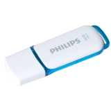 Memoria USB Philips 2.0 16GB - Azul