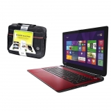"Portátil Toshiba Satellite L50D-C-13P con A10, 8GB, 1TB, 15,6"" con Pack Ziron.Outlet.Producto Reacondicionado"