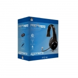 Headset Pro4-Mono Chat Licenciado Sony para PS4