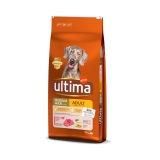 ULTIMA DOG ADULT BUEY&ARR 12KG