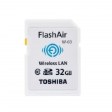Tarjeta Memoria Toshiba Flash Air 32GB