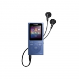 Reproductor MP4 Sony 8GB NWE394L - Azul