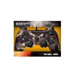 Controller Wired Indeca Warfare para PS3