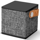 Altavoz Fresh´n Rebel Rockbox Cube Fabriq - Negro