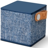 Altavoz Fresh´n Rebel Rockbox Cube Fabriq - Azul