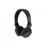 Auricular NGS Black Artica Jelly - Negro