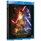 Star Wars El Despertar - Blu Ray