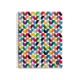 Cuaderno A4  140 Hojas 5 mm Mr. Origami Light