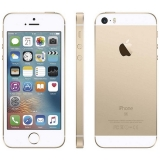 iPhone SE 16GB Apple - Oro
