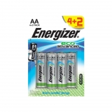 Pack de 4+2 Pilas Energizer Alto Rendimiento Eco Advanced LR 06 AA