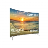 "TV LED 55"" SAMSUNG 55KS7500UXXC, Curvo, SUHD, Smart TV"