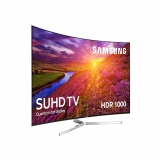 "TV LED 55"" SAMSUNG 55KS9000TXXC, Curvo, SUHD, Smart TV"