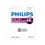 Memoria USB Philips 3.0 64GB