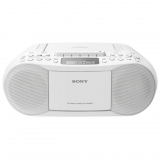 Boombox CD/Cassette Sony CFD-S70 - Blanco