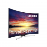 "TV LED 40"" Samsung KU6100, Curvo, UHD, Smart TV"