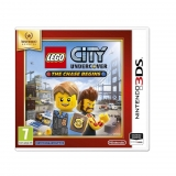 Lego City Uncercover Selects para 3DS