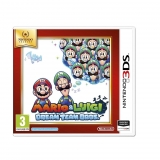 Mario & Luigi Dream Team Bros Selects para 3DS