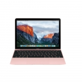 "Macbook MMGM2Y/A 12"" Apple – Rosa Oro"
